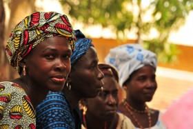 Freedom From Hunger, Senegal, May 2011. Saving For Change. Ziguinchor